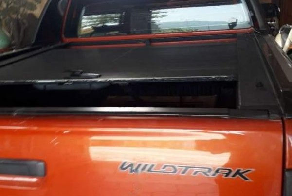Bán Ford Ranger đời 2014, nhập khẩu, màu cam1
