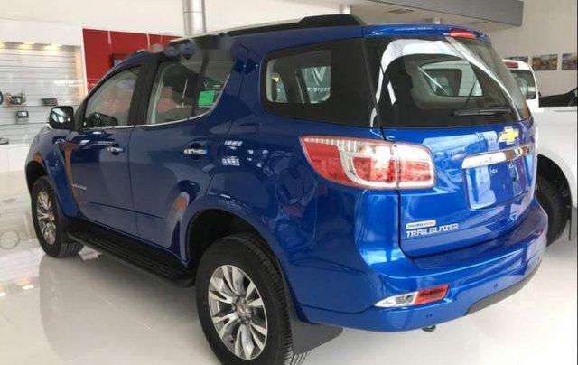 Cần bán Chevrolet Trailblazer sản xuất 2019, màu xanh lam, xe nhập, 785tr5