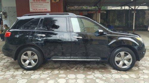 Bán Acura MDX AT sản xuất 2007, màu đen, xe nhập 2