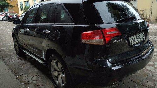 Bán Acura MDX AT sản xuất 2007, màu đen, xe nhập 1
