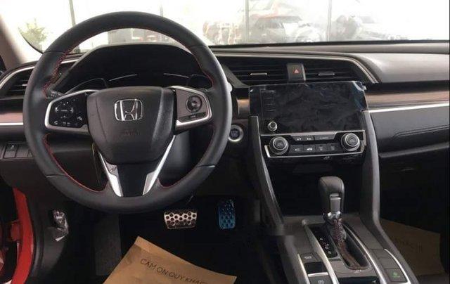 Bán Honda Civic RS sản xuất năm 2019, màu đỏ, xe nhập, giá chỉ 929 triệu4