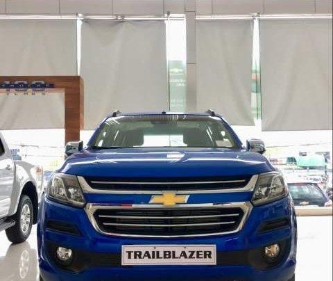 Cần bán Chevrolet Trailblazer sản xuất 2019, màu xanh lam, xe nhập, 785tr2