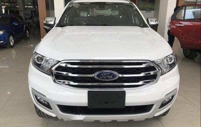 Bán Ford Everest 2019, màu trắng, nhập khẩu nguyên chiếc0