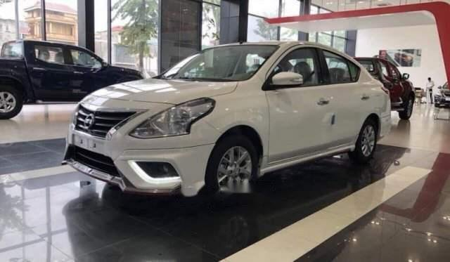 Bán xe Nissan Sunny XL năm 2019, màu trắng, xe nhập, 448 triệu2