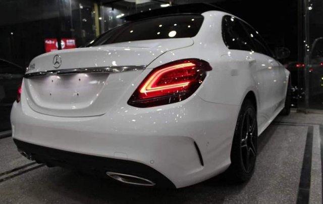 Bán Mercedes C200 năm 2019, màu trắng, xe nhập0
