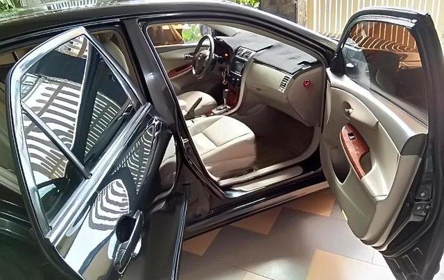 Bán xe Toyota Corolla altis 2.0V sản xuất 2009, màu đen số tự động1