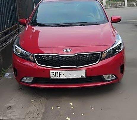 Bán ô tô Kia Cerato 2.0 AT đời 2018, màu đỏ, giá tốt0