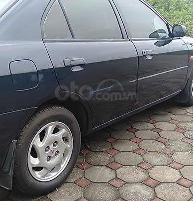 Bán xe Mitsubishi Lancer Glxi 1.6 đời 2001, màu xanh lam số sàn, 115 triệu1