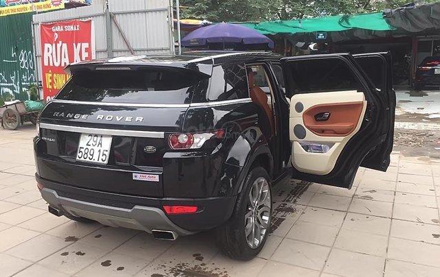 Gia đình bán LandRover Range Rover sản xuất năm 2012, màu đen, xe nhập0