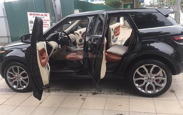 Gia đình bán LandRover Range Rover sản xuất năm 2012, màu đen, xe nhập1