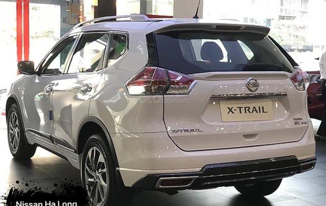 Bán Nissan X trail sản xuất 2019, màu trắng, xe mới 100%1