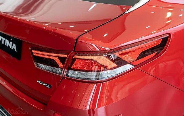 Bán ô tô Kia Optima 2.4 GT line sản xuất năm 2019, màu đỏ, giá 969tr1