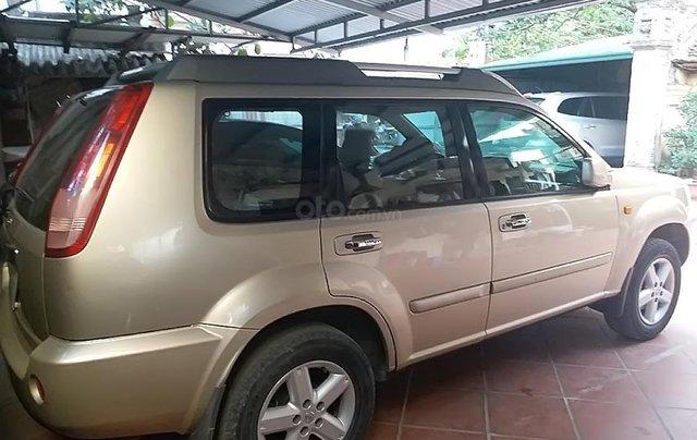 Bán Nissan X trail 2006, nhập khẩu nguyên chiếc xe gia đình1