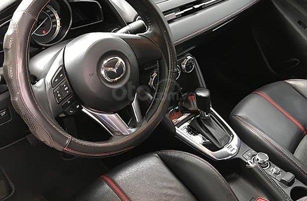 Bán Mazda 2 1.5 AT năm sản xuất 2016, màu xám 1