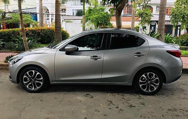 Bán Mazda 2 1.5 AT năm sản xuất 2016, màu xám 4