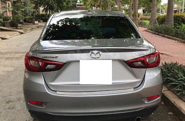 Bán Mazda 2 1.5 AT năm sản xuất 2016, màu xám 0