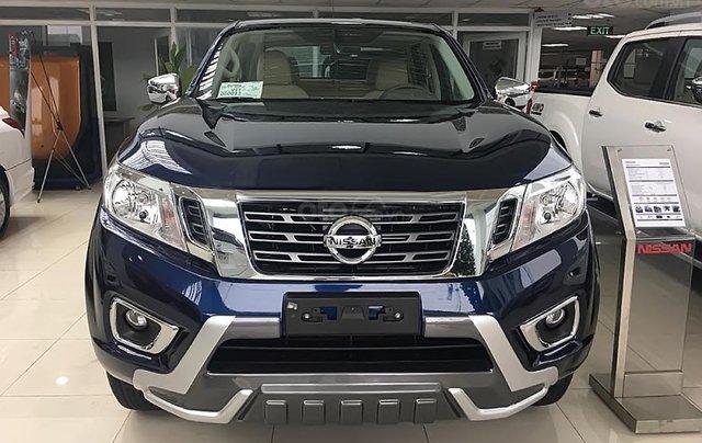 Bán Nissan Navara EL Premium R đời 2019, màu xanh lam, nhập khẩu2