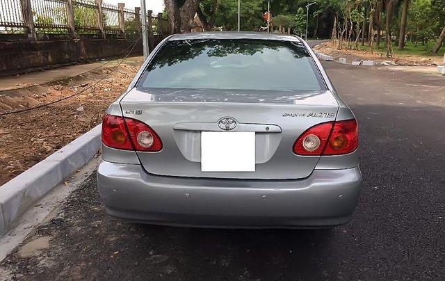 Chính chủ bán Toyota Corolla altis năm 2002, màu bạc3
