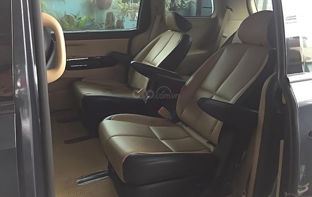 Bán xe Kia Sedona năm 2016, màu xám, nhập khẩu2