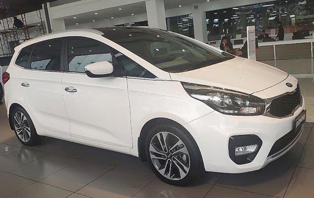 Bán Kia Rondo GAT 2019, màu trắng0