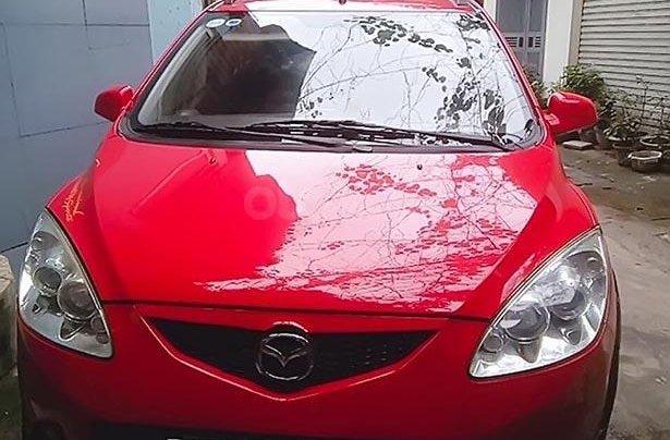Chính chủ bán Haima 2 sản xuất 2013, màu đỏ, nhập khẩu  0