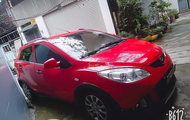 Chính chủ bán Haima 2 sản xuất 2013, màu đỏ, nhập khẩu  1