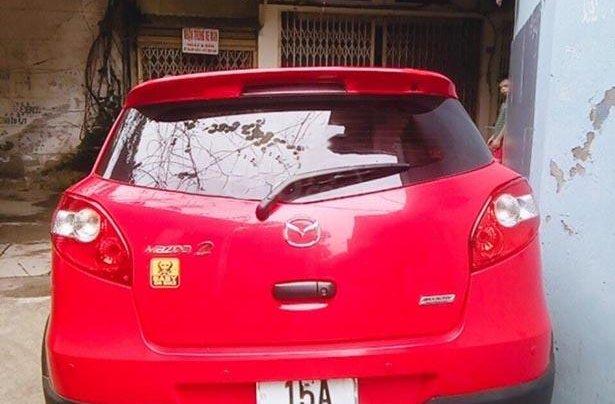 Chính chủ bán Haima 2 sản xuất 2013, màu đỏ, nhập khẩu  2