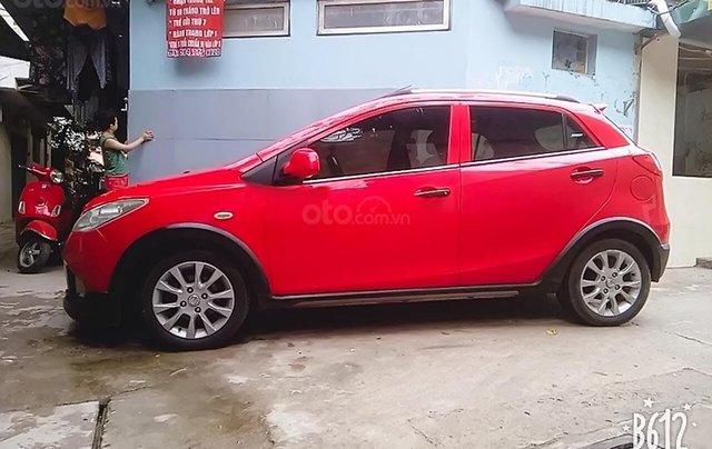 Chính chủ bán Haima 2 sản xuất 2013, màu đỏ, nhập khẩu  4