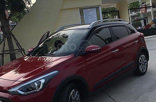 Cần bán lại xe Hyundai i20 sản xuất năm 2016, hai màu, nhập khẩu nguyên chiếc 0