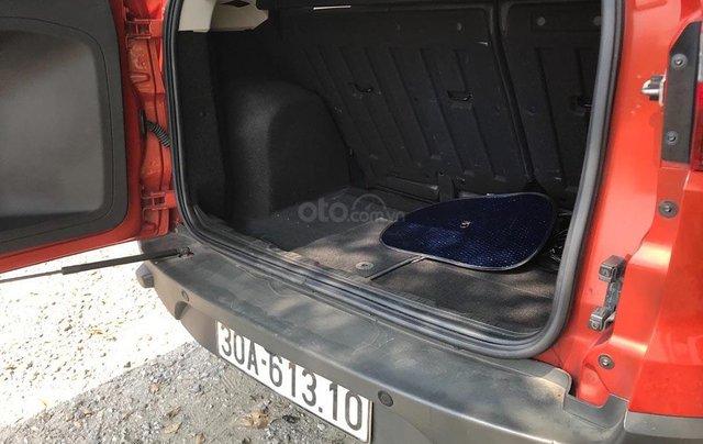 Cần bán Ford EcoSport năm sản xuất 2015, màu đỏ 4