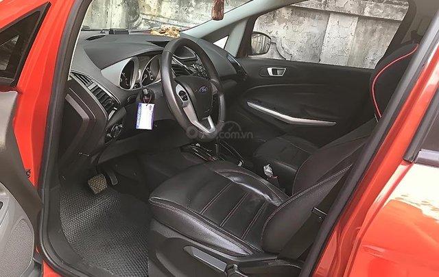 Cần bán Ford EcoSport năm sản xuất 2015, màu đỏ 2