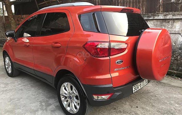 Cần bán Ford EcoSport năm sản xuất 2015, màu đỏ 3