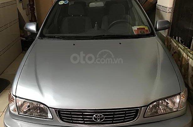 Xe Toyota Corolla đời 2001, màu bạc, giá tốt0