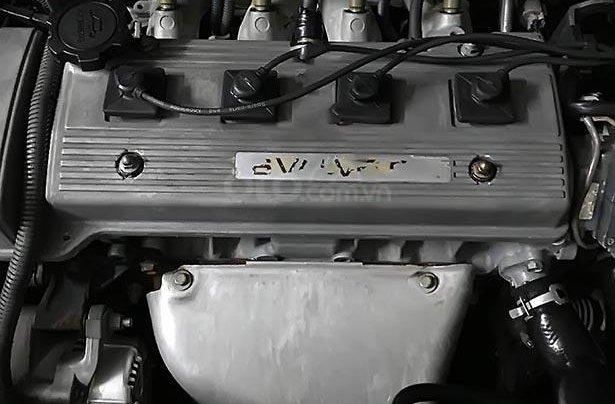 Xe Toyota Corolla đời 2001, màu bạc, giá tốt3