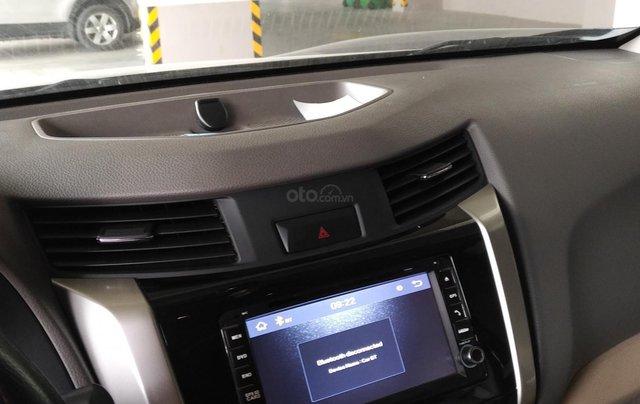 Bán xe Nissan Navara EL Premium sản xuất năm 2017, màu xanh lam, nhập khẩu nguyên chiếc3