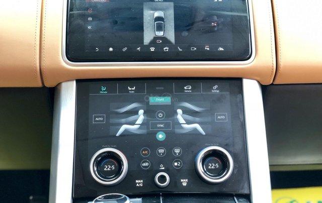 Bán ô tô LandRover Range Rover Autobio LWB SX 2018, màu đen, siêu siêu lướt 5000 km, LH: 0982.84.28386