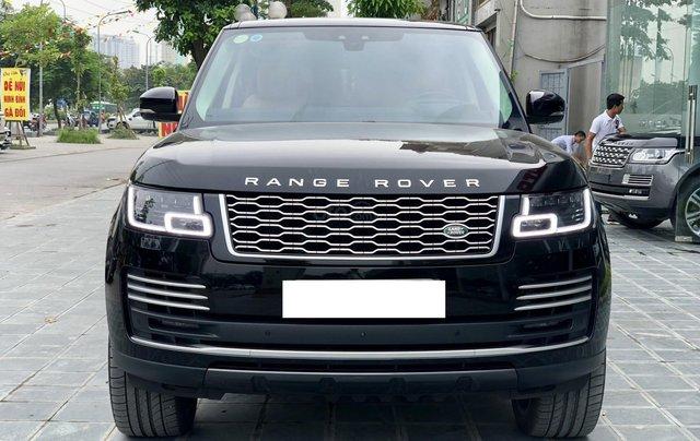 Bán Range Rover Autobiography LWB đời 2019 siêu lướt, hotline 094.539.24680