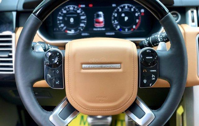 Bán Range Rover Autobiography LWB đời 2019 siêu lướt, hotline 094.539.246817