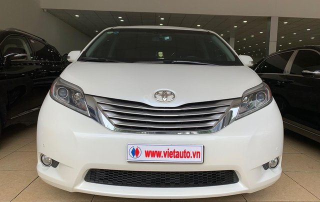 Bán Toyota Sienna Limited 3.5 đời 2016, màu trắng, nhập Mỹ đủ đồ2