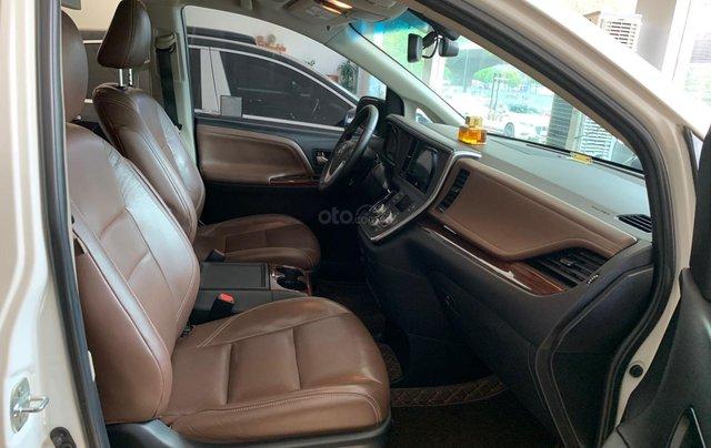 Bán Toyota Sienna Limited 3.5 đời 2016, màu trắng, nhập Mỹ đủ đồ6