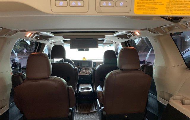 Bán Toyota Sienna Limited 3.5 đời 2016, màu trắng, nhập Mỹ đủ đồ11