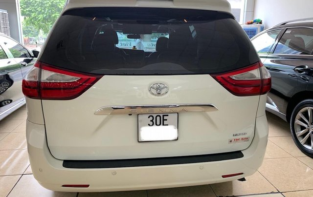 Bán Toyota Sienna Limited 3.5 đời 2016, màu trắng, nhập Mỹ đủ đồ12