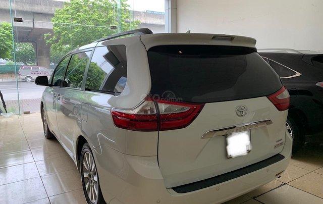Bán Toyota Sienna Limited 3.5 đời 2016, màu trắng, nhập Mỹ đủ đồ13