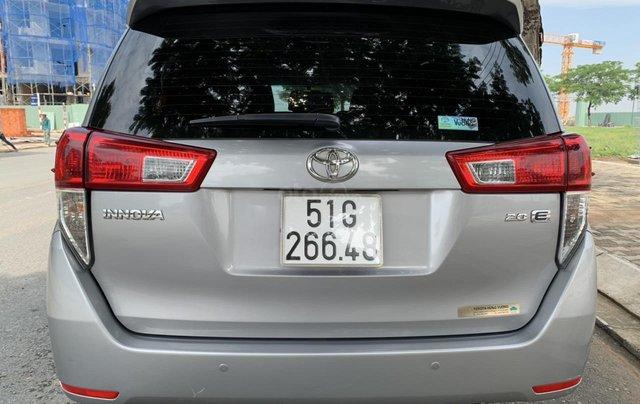 Bán xe Innova 2.0E đời 2017, đi đúng 35000km, trả góp từ 200-250tr có thể nhận xe5