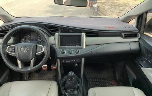 Bán xe Innova 2.0E đời 2017, đi đúng 35000km, trả góp từ 200-250tr có thể nhận xe11