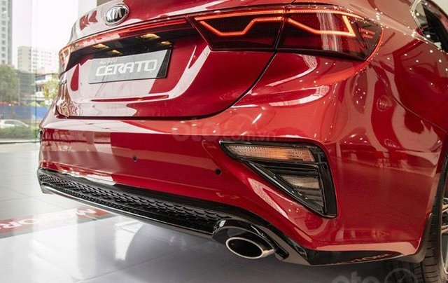 Kia Cerato 2019, Sedan hạng C giá tốt nhất phân khúc, tặng BHTX, thảm lót sàn, gói bảo dưỡng 10.000km2