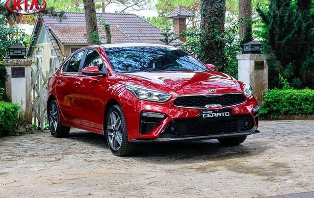Kia Cerato 2019, Sedan hạng C giá tốt nhất phân khúc, tặng BHTX, thảm lót sàn, gói bảo dưỡng 10.000km4