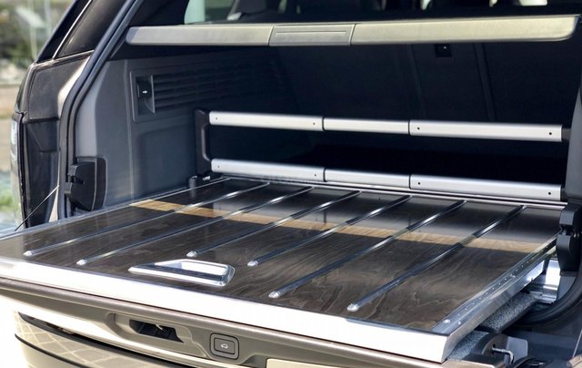 Bán LandRover Range Rover SV Autobiography LWB sản xuất 201514