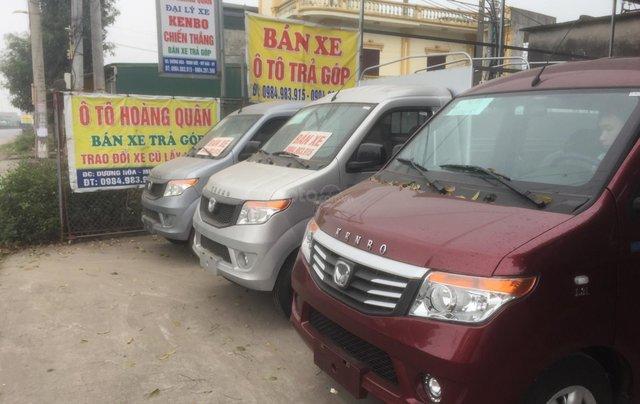 Bán xe tải Kenbo 990kg tại Hưng Yên. Lh 0984 983 9159