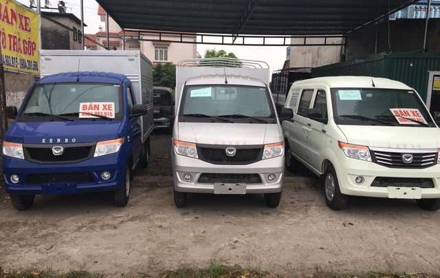 Bán xe tải Kenbo 990kg tại Hưng Yên. Lh 0984 983 91514